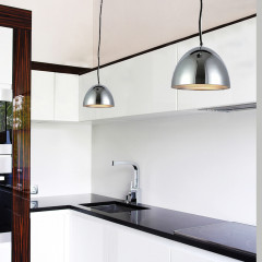 AZzardo Modena 18 Chrome - Pendant - AZZardo-lighting.co.uk
