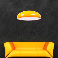 AZzardo Ragazza Yellow - Pendant - AZZardo-lighting.co.uk