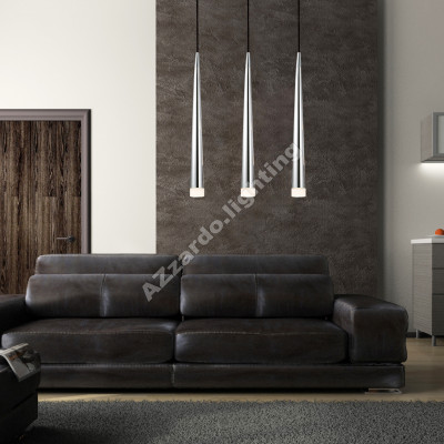 AZzardo Stylo 3 Chrome - Pendant