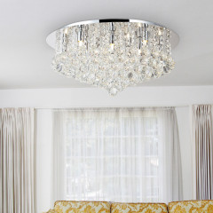 AZzardo Bolla 58 Crystal - Ceiling - AZZardo-lighting.co.uk