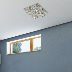 AZzardo Rubic 4 Top - Pendant