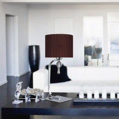 AZzardo Impress Table Brown - Stand - AZZardo-lighting.co.uk