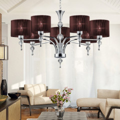 AZzardo Impress 7 Brown - Pendant - AZZardo-lighting.co.uk