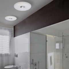 AZzardo Optimus 43 Round - Bathroom interior - AZZardo-lighting.co.uk