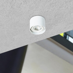 AZzardo Alix ECO White - Ceiling - AZZardo-lighting.co.uk