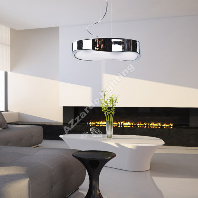 AZzardo Grasso Chrome - Pendant