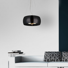 AZzardo Cosmo 2 Black - Pendant - AZZardo-lighting.co.uk
