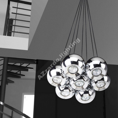 AZzardo Gulia 7 Chrome - Pendant