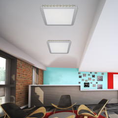 AZzardo Gallant 50 Square - Ceiling