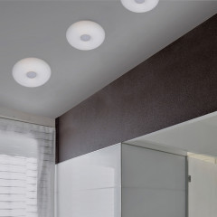 AZzardo Optimus 33 Round - Bathroom interior - AZZardo-lighting.co.uk