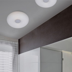AZzardo Optimus 53 Round - Bathroom interior - AZZardo-lighting.co.uk