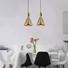AZzardo Ida S Gold - Pendant - AZZardo-lighting.co.uk