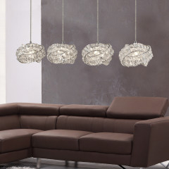 AZzardo Bari 4 Line - Pendant - AZZardo-lighting.co.uk