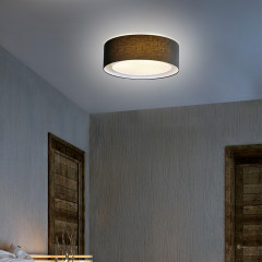 AZzardo Milo Black - Ceiling - AZZardo-lighting.co.uk