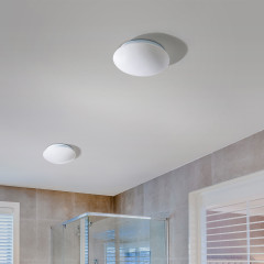 AZzardo Eos L - Bathroom interior - AZZardo-lighting.co.uk