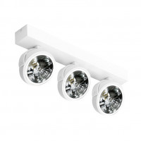 AZzardo Jerry 3 White 12V - Ceiling