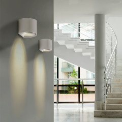 AZzardo Leticia 2 White LED - Wall lights - AZZardo-lighting.co.uk