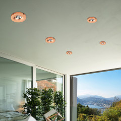 AZzardo Marika Rose Gold - Ceiling