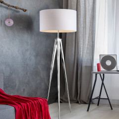 AZzardo Azzardo Sintra White - Floor lamps - AZZardo-lighting.co.uk