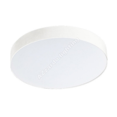 AZzardo Monza R 40 4000K White - Technical surface mounted