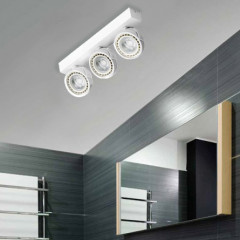 AZzardo Jerry 3 White LED  - Technical surface mounted - AZZardo-lighting.co.uk