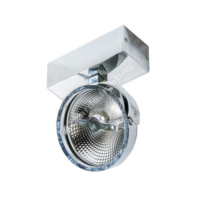 AZzardo Jerry 1 Chrome 12V - Technical surface mounted