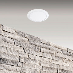 AZzardo Linda 17 White 3000K - Ceiling - AZZardo-lighting.co.uk