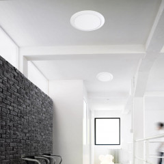AZzardo Linda 23 White 3000K - Ceiling - AZZardo-lighting.co.uk