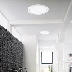 AZzardo Linda 30 White 4000K - Ceiling - AZZardo-lighting.co.uk