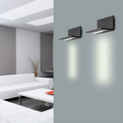 AZzardo Latona Black - Wall lights - AZZardo-lighting.co.uk