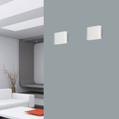 AZzardo Cremona S White - Interior designer - AZZardo-lighting.co.uk