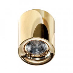 AZzardo Mane Gold - Technical surface mounted - AZZardo-lighting.co.uk