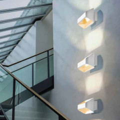 AZzardo Gracia White - Wall lights - AZZardo-lighting.co.uk
