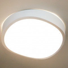 AZzardo Grasso White Top - Ceiling - AZZardo-lighting.co.uk