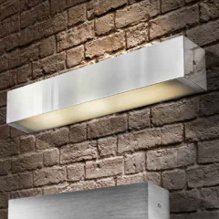 AZzardo Archo 2C Chrome - Wall lights - AZZardo-lighting.co.uk