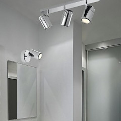 AZzardo Noemie 3  - Bathroom interior - AZZardo-lighting.co.uk