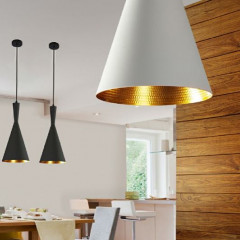 AZzardo Vita White - Pendant - AZZardo-lighting.co.uk