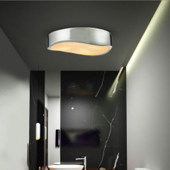 AZzardo Grasso Chrome Top - Ceiling - AZZardo-lighting.co.uk