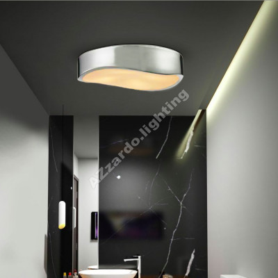 AZzardo Grasso Chrome Top - Ceiling