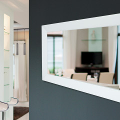 Gaudia Anette White  - Design mirrors - AZZardo-lighting.co.uk